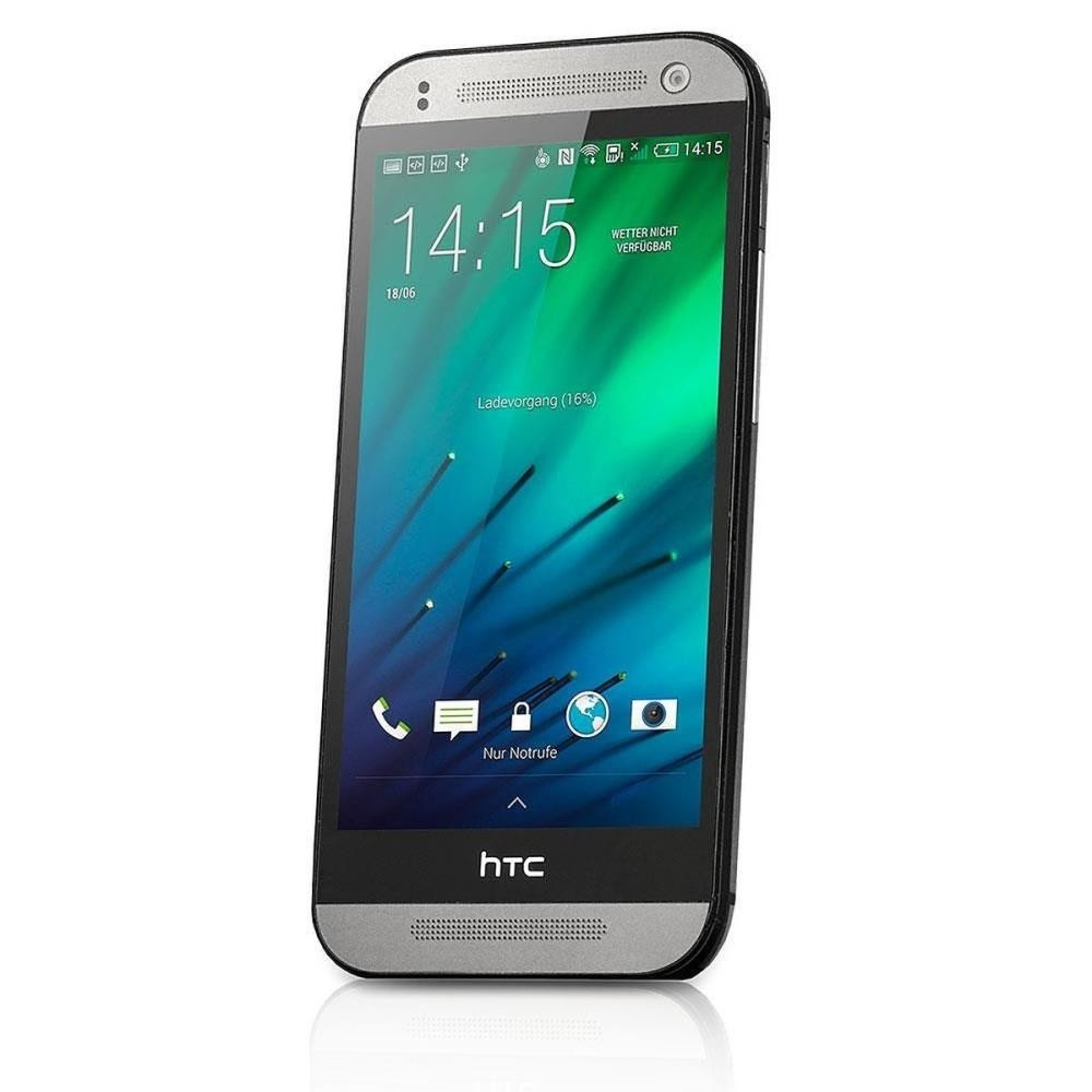 HTC One mini 2 (OP88200) 16GB, Gunmetal Gray, EE Locked, 4G