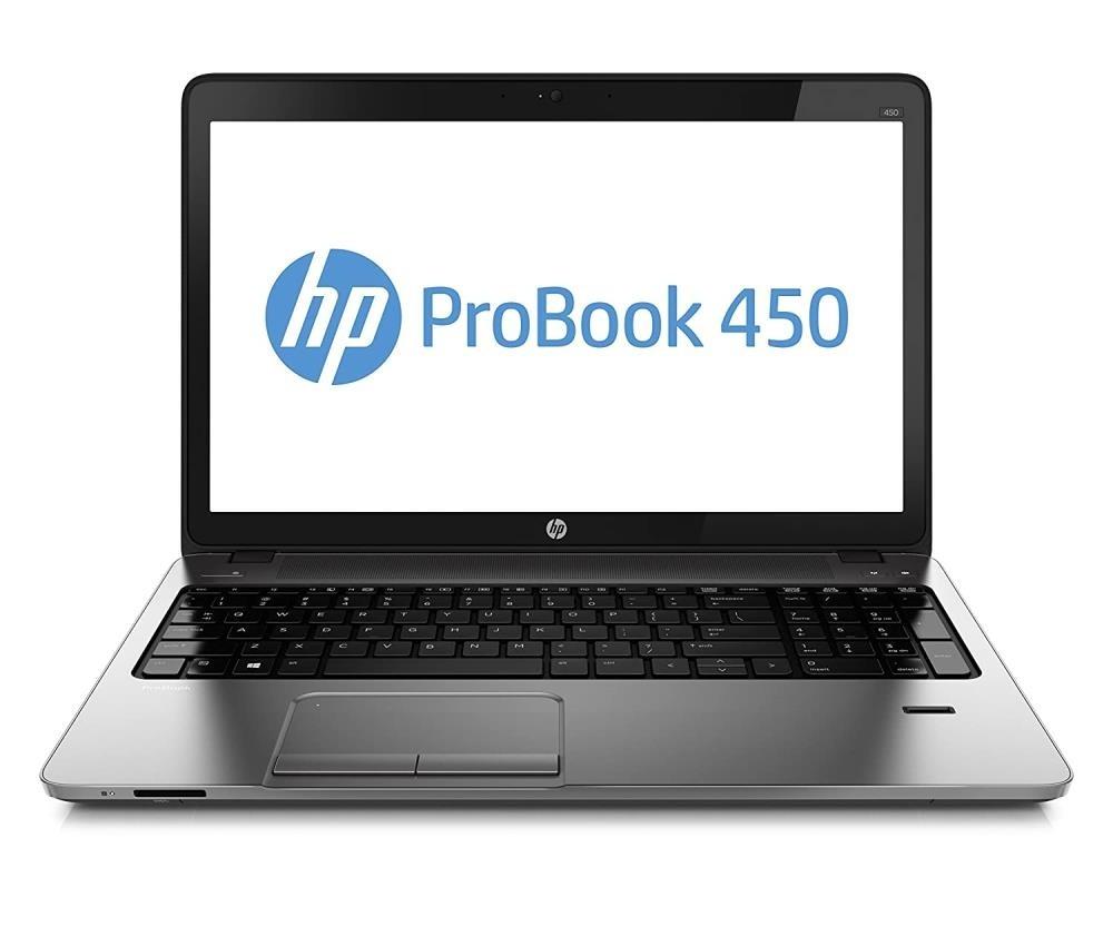 HP ProBook 450 G1, Intel Core i3-4000M @ 2.40GHz, 8GB DDR3, 500GB HDD, Windows 10