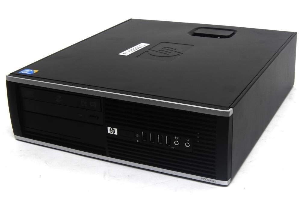 HP Compaq 8100 Elite SSF i5-650 @ 3.20 Ghz, 4GB, 250GB HDD, Windows 10