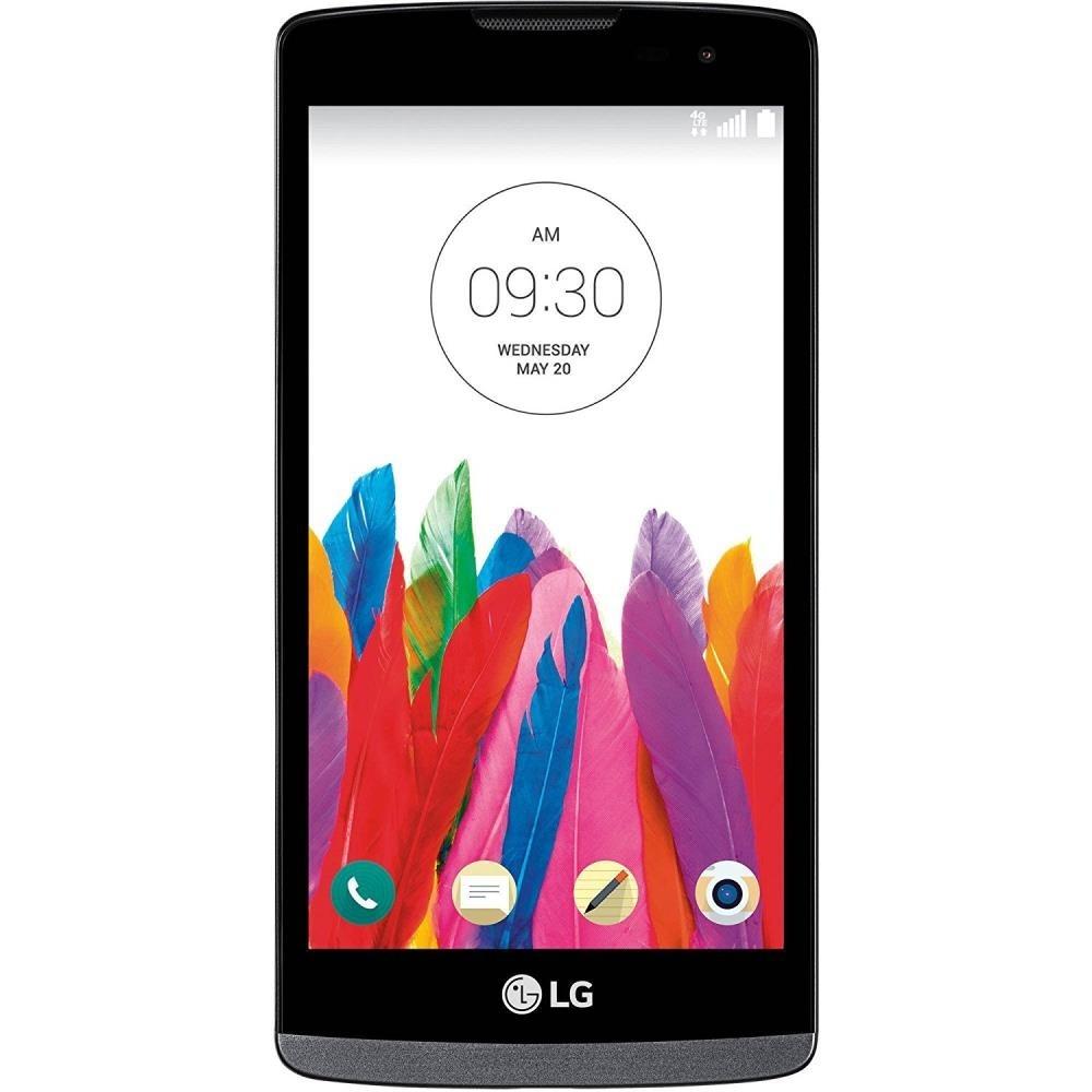 LG Leon 4G LTE (H340N), 8GB, UNLOCKED, Titan