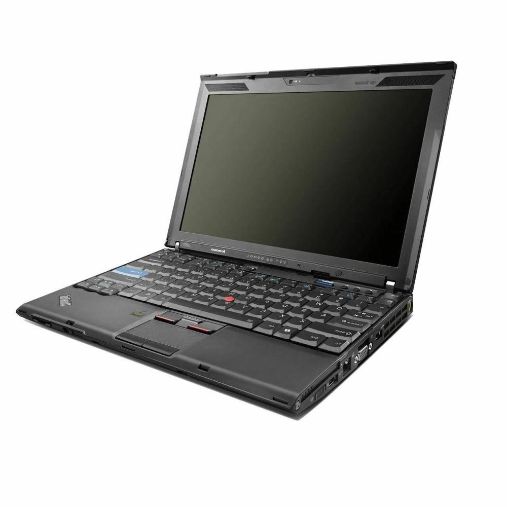 """Lenovo ThinkPad X220 i7 2640M @ 2.8GHz, 4GB DDR3, 320GB HDD, 12.5"""", Win 10"""