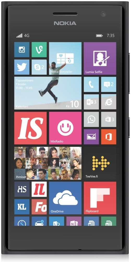 Nokia Lumia 735 (RM-1038) Black, 8GB, Vodafone Locked, 4G