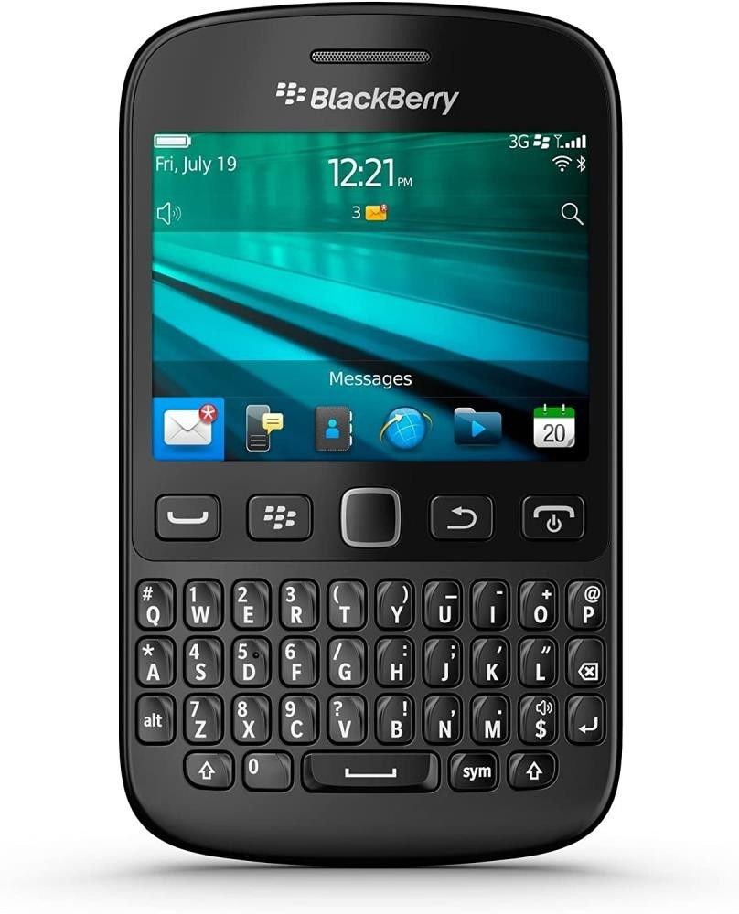 "Blackberry 9720 (RFU81UW), 512MB, 2.8"", EE LOCKED, 3G"