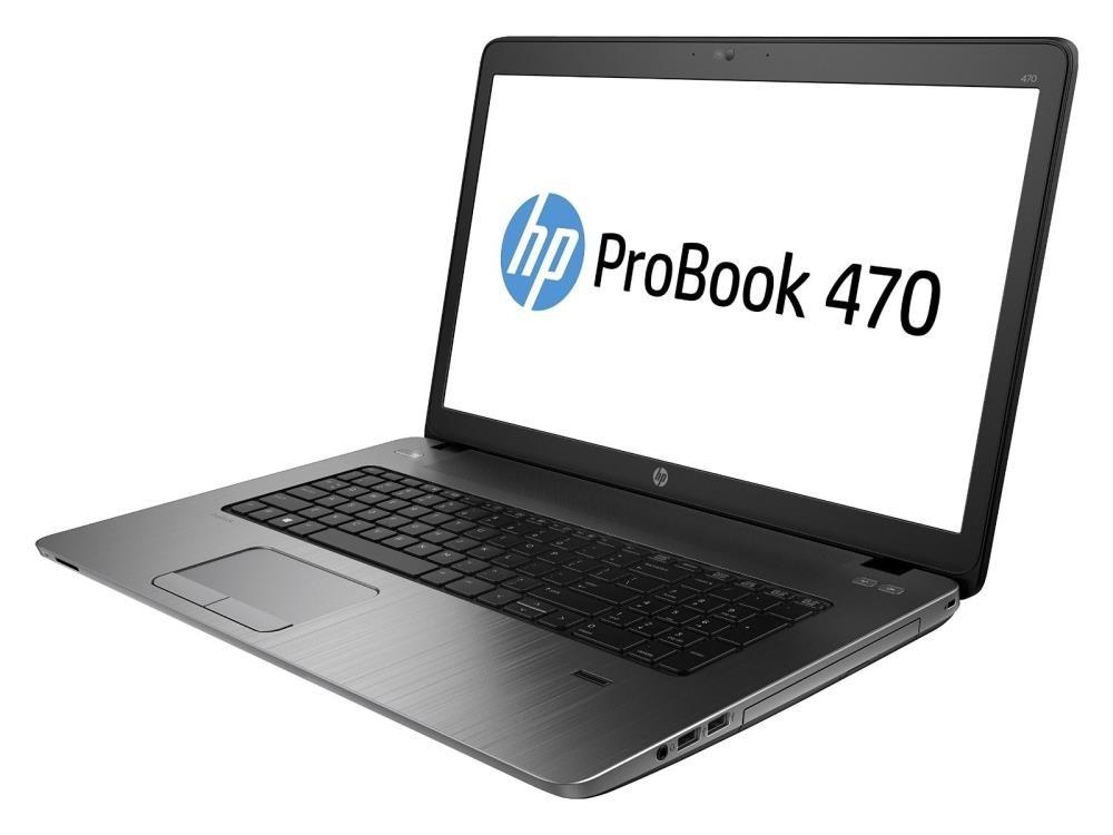 HP ProBook 470 G2, Intel Core i5-4210, 8GB DDR3, 256GB SSD, Windows 10
