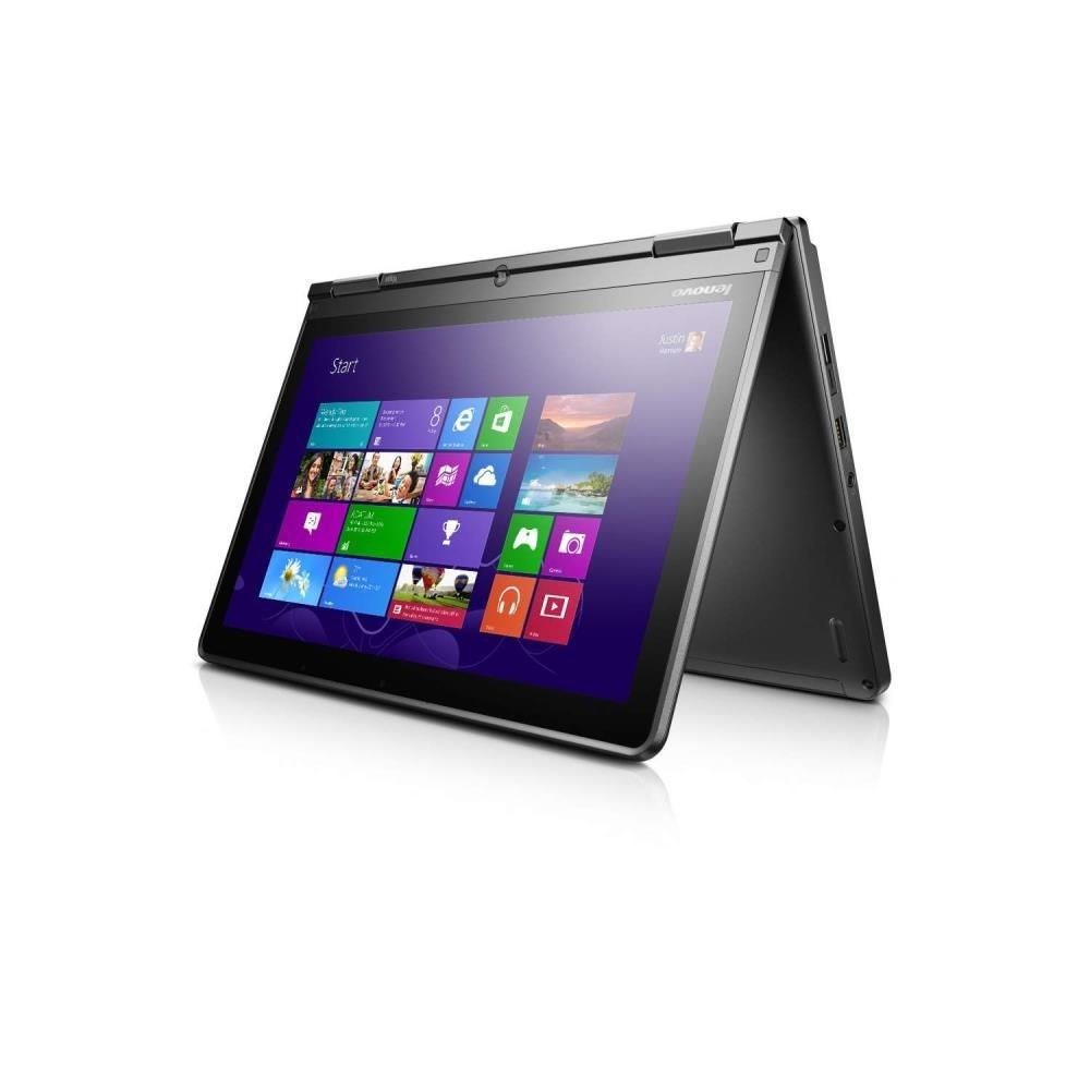 Lenovo Yoga, Intel Core i5-4210U @ 1.70GHz, 4GB DDR3 RAM, 128GB SSD, Windows 10
