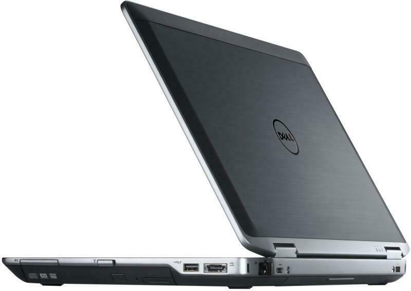 Dell Latitude E6330, i3-3120M @ 2.50GHz, 4GB DDR3 RAM, 320GB HDD, Win 10