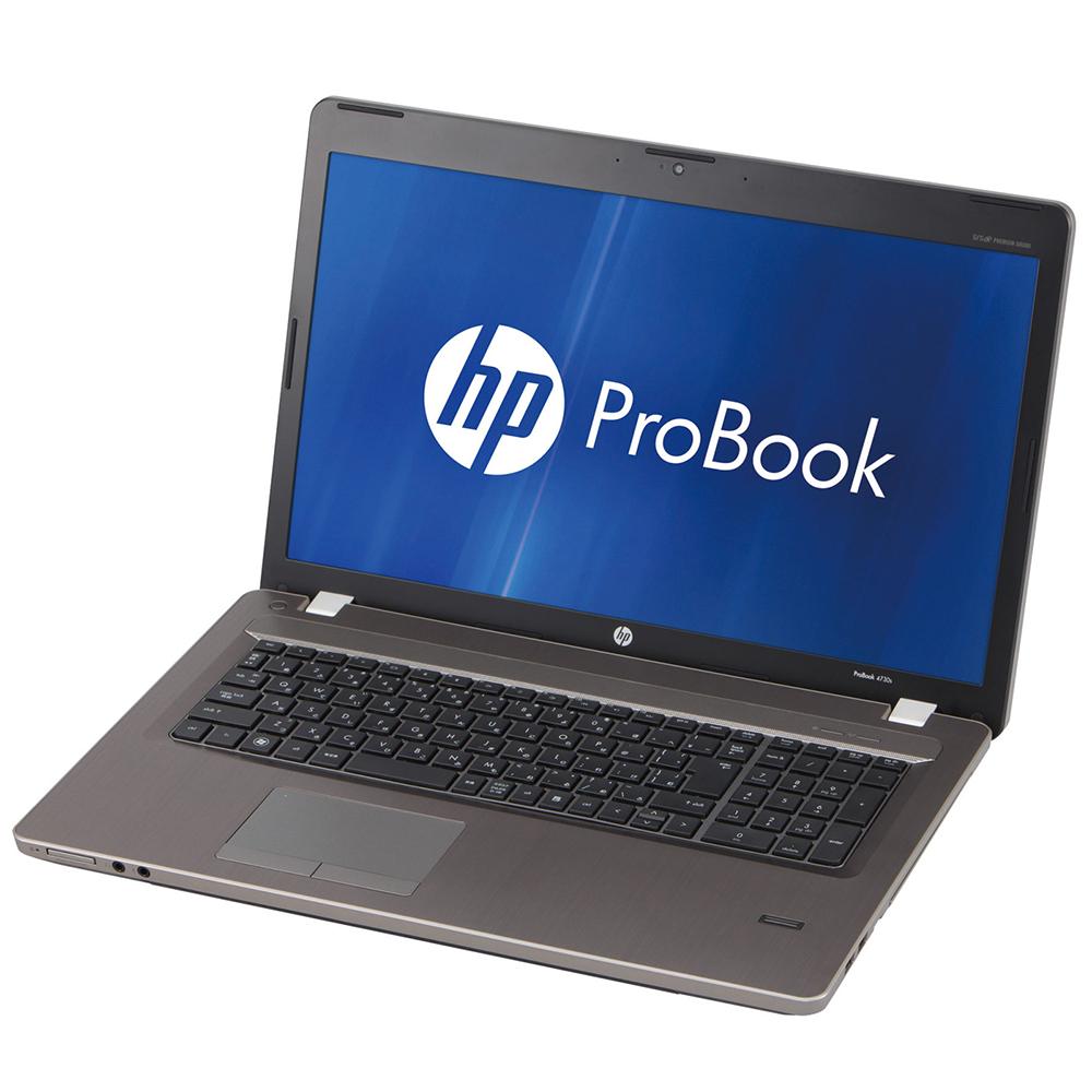 HP ProBook 4730s, Intel Core i5-2410M @ 2.30GHz, 4GB DDR3, 500GB HDD, Windows 10