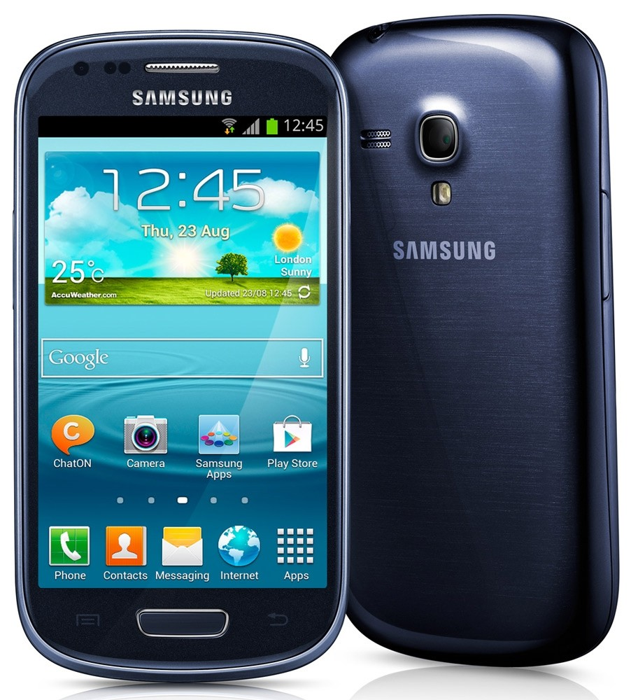 Samsung Galaxy S3 mini (I8190N), 8gb, O2 locked, Android, 3G