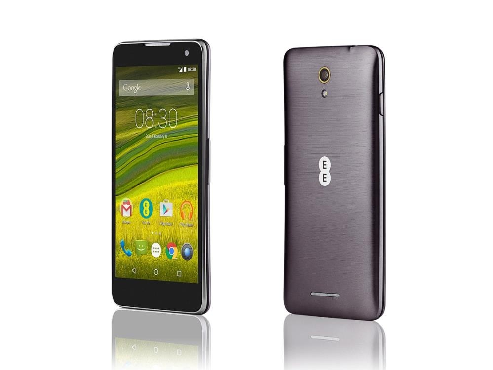 Harrier from EE, 16gb, EE Locked, 4g, Android, Silver