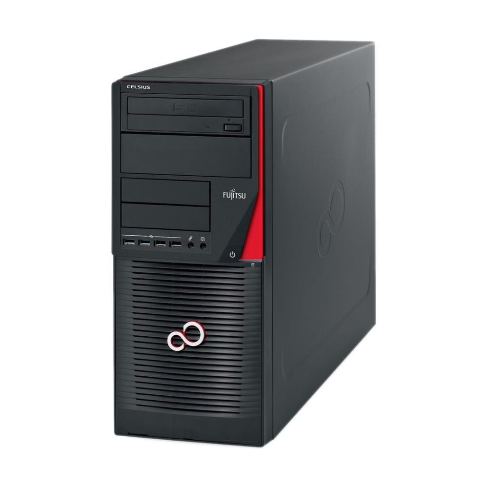 Fujitsu Celsuis W530 Xeon  E3-1245 v3 @ 3.4 Ghz, 8Gb Ram, 500gb HDD, Windows 10