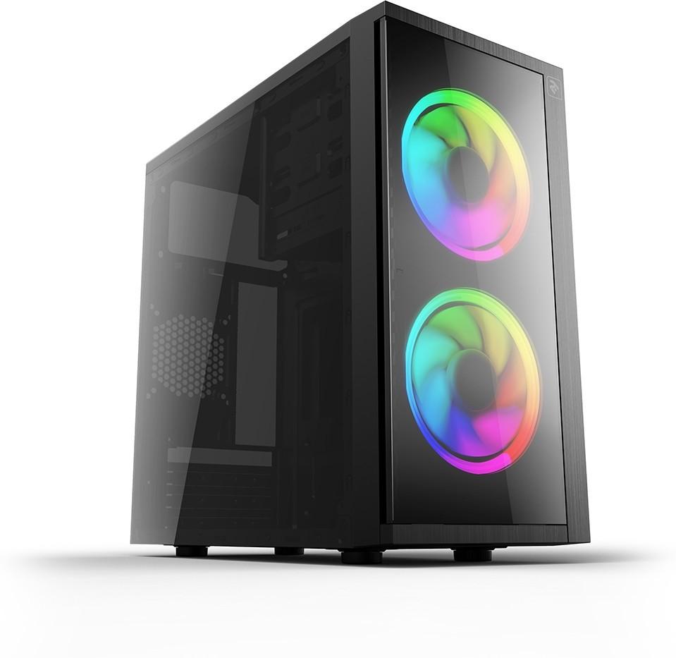 V.S. NOVA - Custom PC Case RGB
