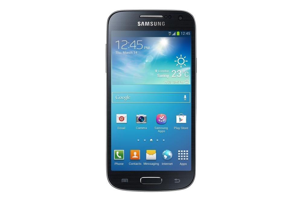 Samsung Galaxy S4 mini (I9195), 8gb, O2 locked, Black Mist, 4G