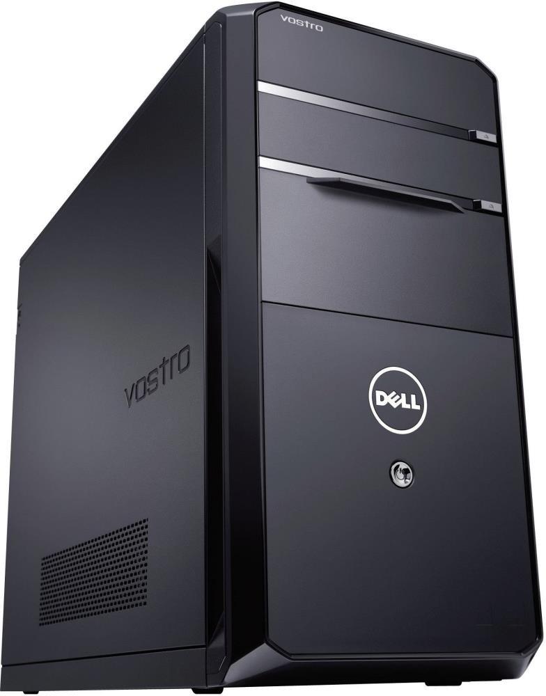Dell Vostro 470, Intel Core i5-3470 @ 3.20GHz, 4GB DDR3, 500GB HDD, Windows 10