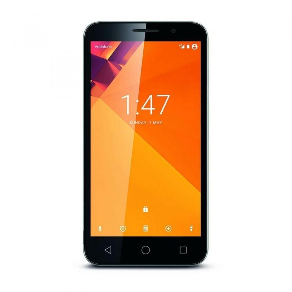 Vodafone Smart Turbo 7 Black, 8GB, Locked to Vodafone, Refurbished Phones