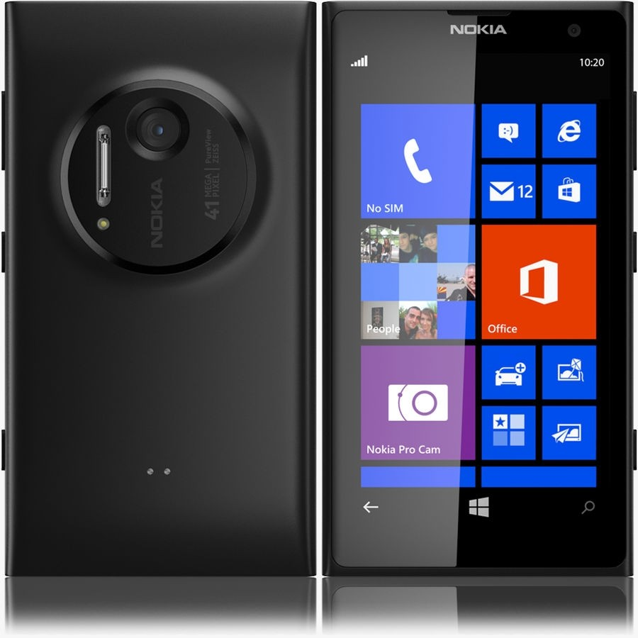 "Nokia Lumia 1020, 32gb, EE Locked, 4.5"", 41MP, Windows Phone"