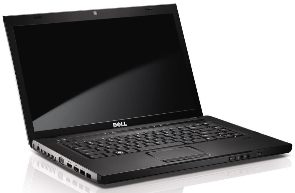 Dell Vostro 3500, Intel Core i3-370M @ 2.40GHz, 4GB DDR3, 250GB HDD, Windows 10