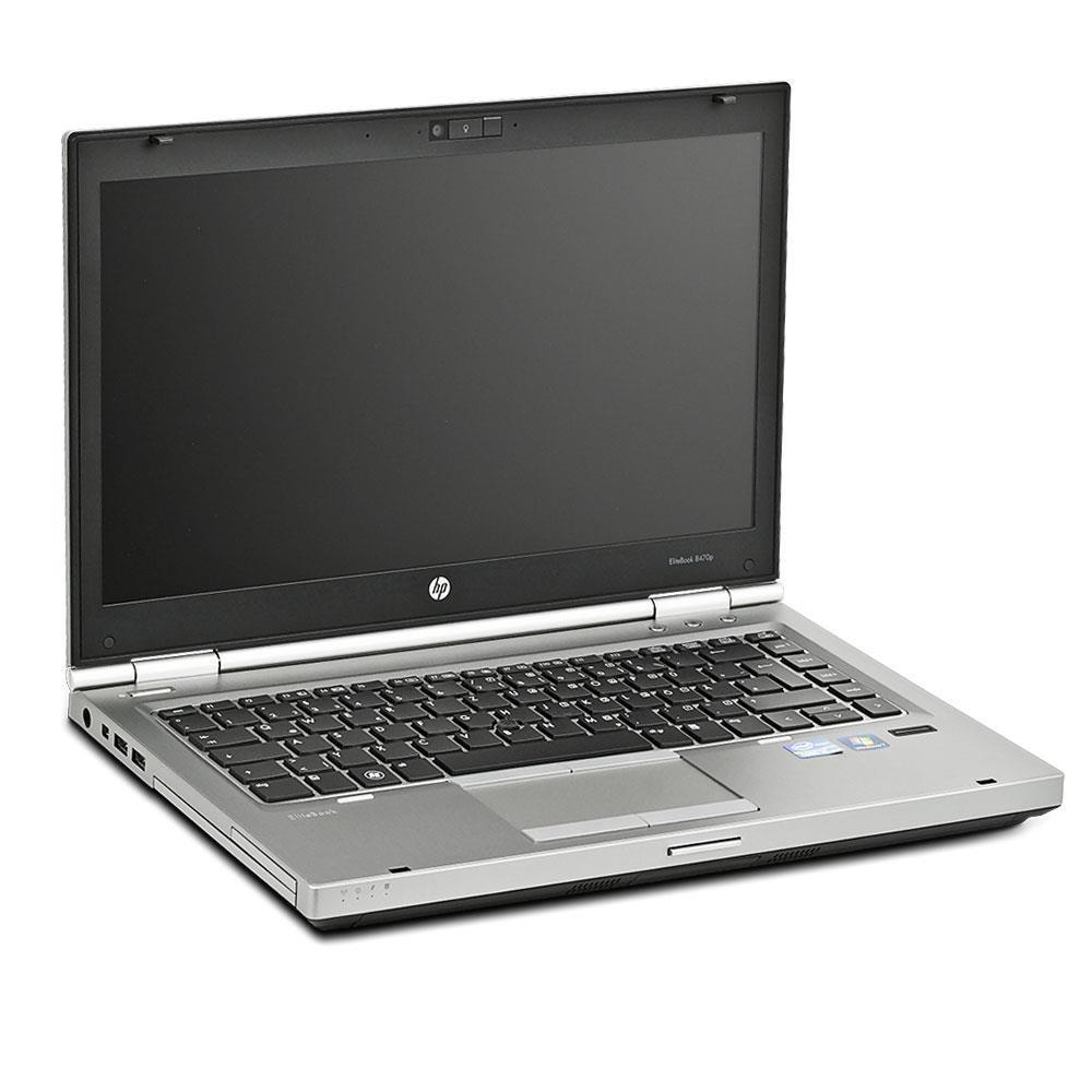 HP Elitebook 8470p, Intel Core i5-3320M @ 2.60GHz, 8GB RAM, 500GB HDD, Windows 10