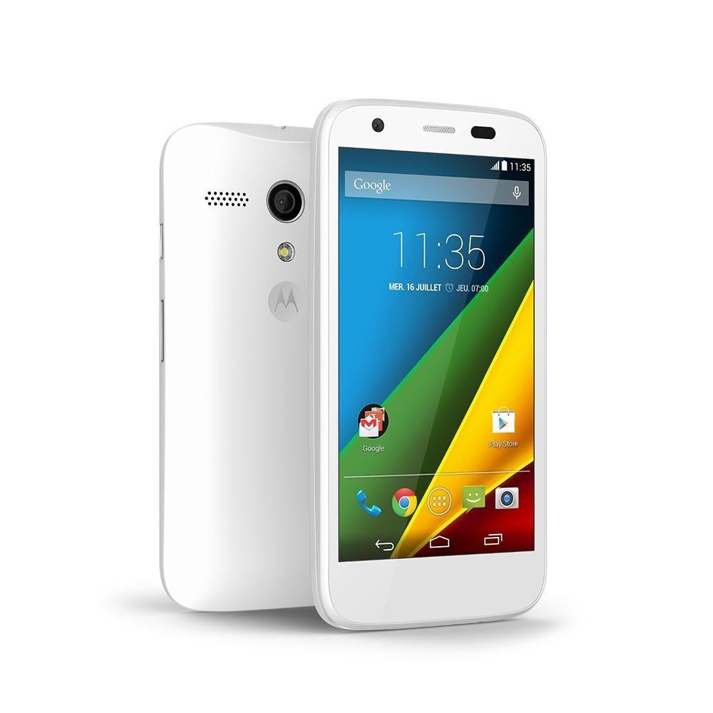 Motorola Moto G (XT1039) 8gb, Unlocked, 4G, White