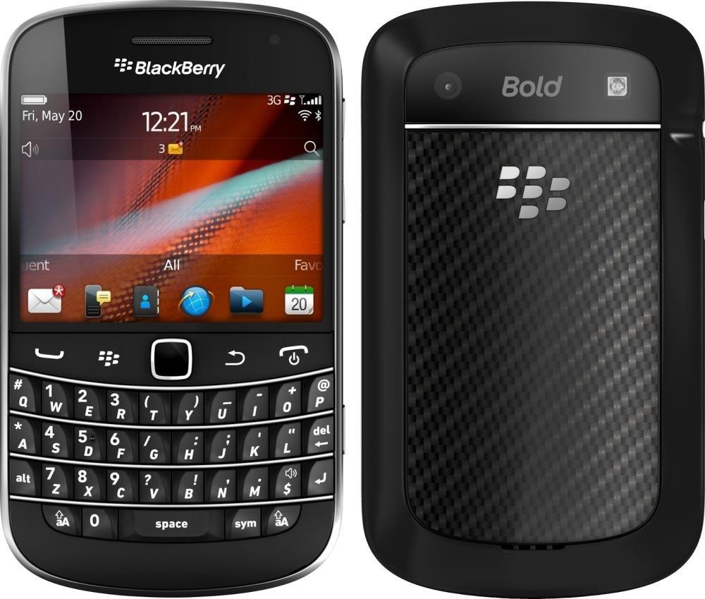 "Blackberry Bold Touch 9900 (RDV71UW), 8MB, 2.8"", O2 LOCKED, 3G"