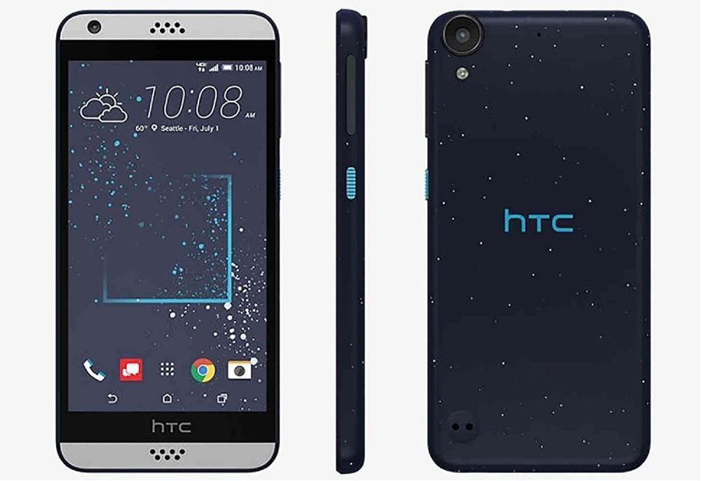 HTC Desire 530, 16GB, BLUE LAGOON, Unlocked, 4G, Android