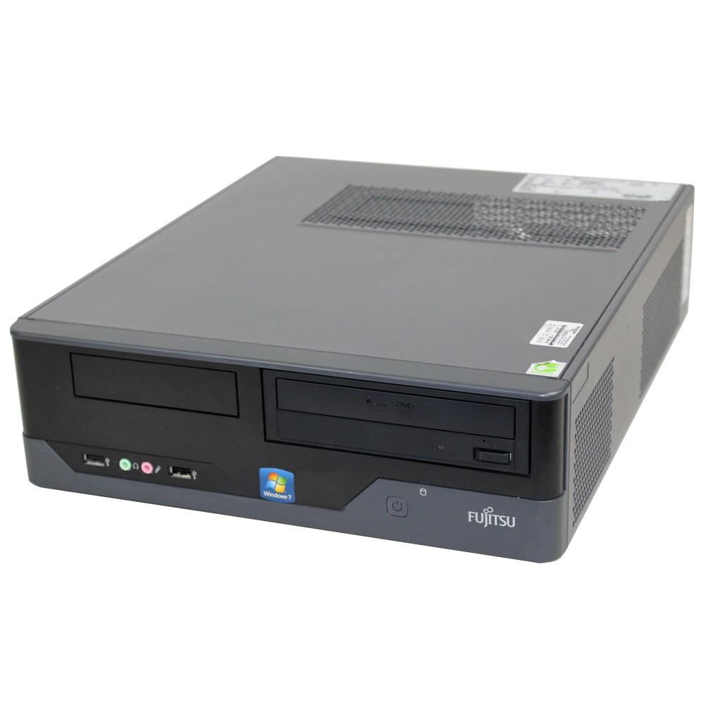 FUJITSU Esprimo E400, Intel Core i3-2130 @ 3.40GHz, 4GB DDR3 RAM, 500GB HDD, Windows 10