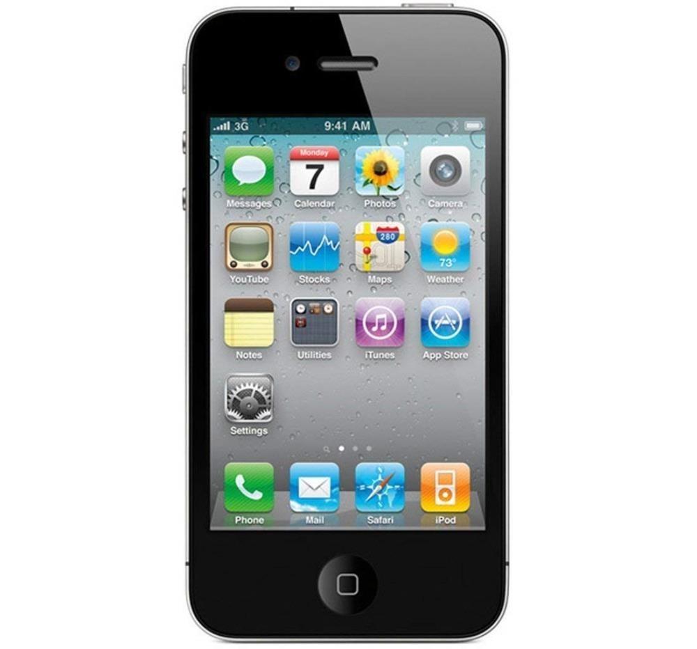 Apple Iphone 4S (A1387) 32GB, Vodafone Locked, 3G, iOS9