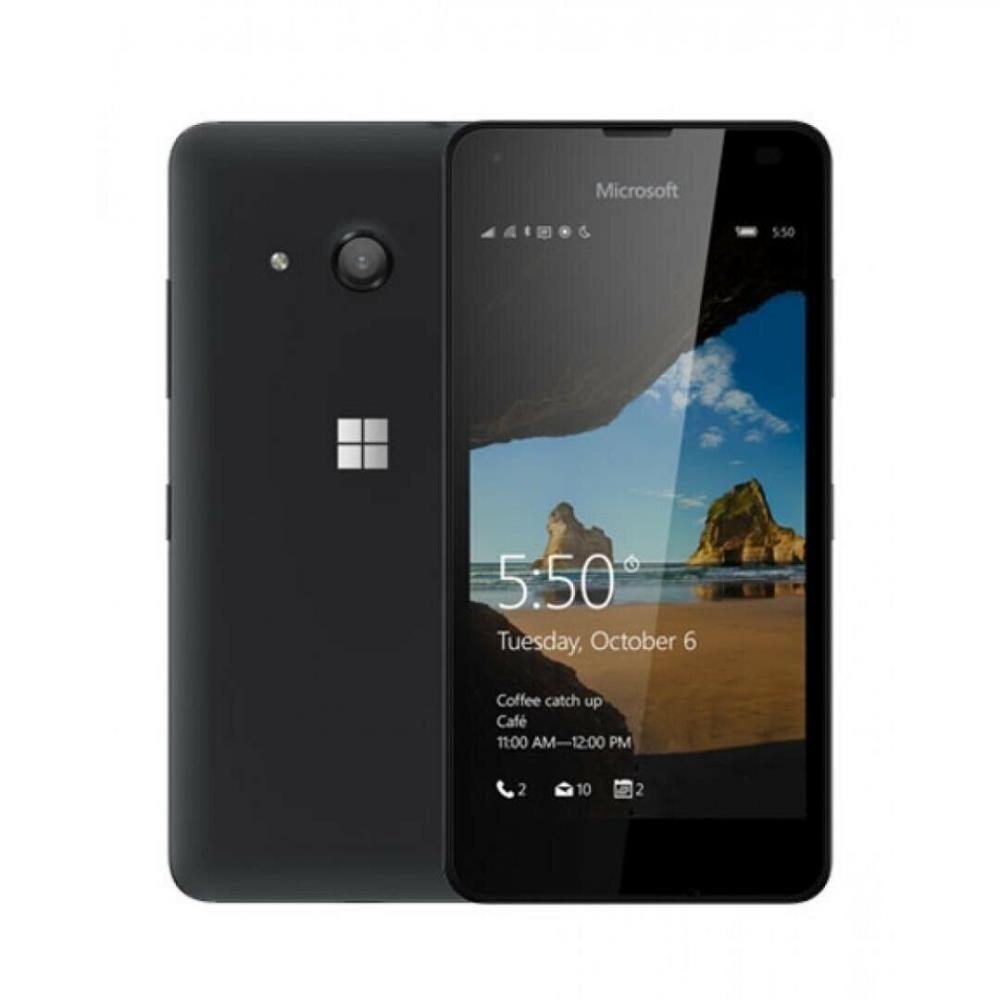 Microsoft Lumia 550 (RM-1127) Black, 8GB, UNLOCKED, 4g