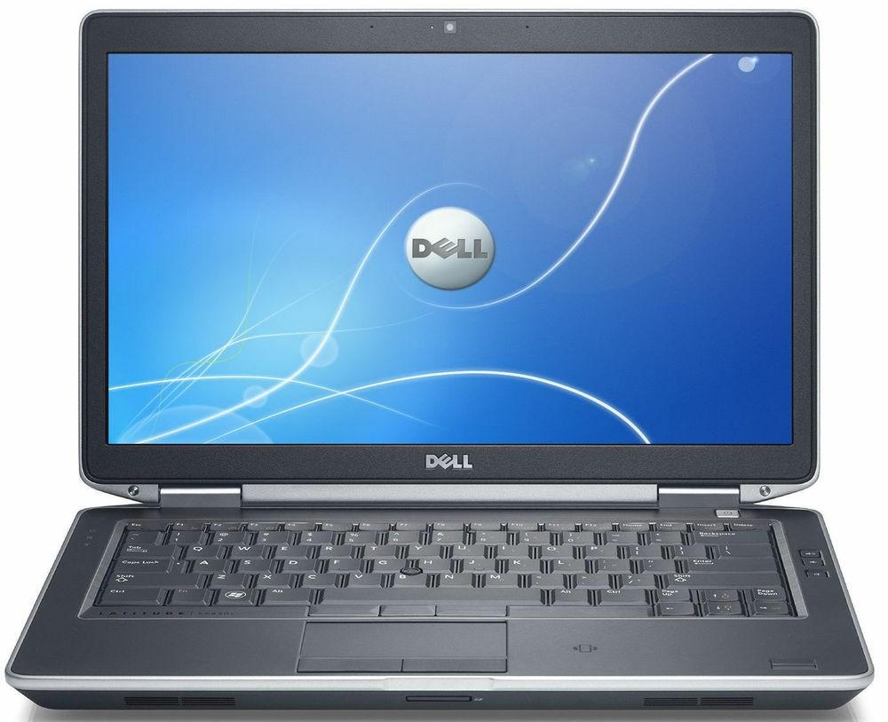 Dell Latitude E6430s, Intel Core i5-3320M @ 2.6GHz, 8GB DDR3, 128GB SSD, Windows 10
