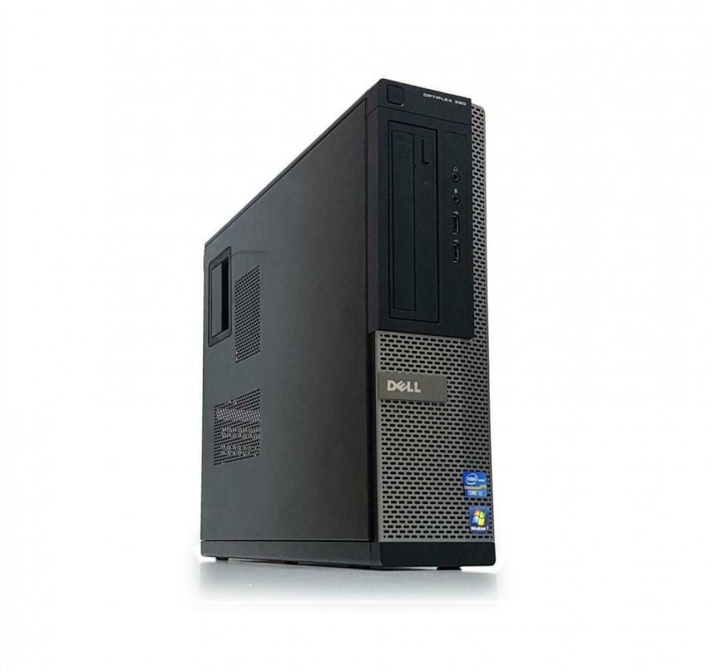 Dell Optiplex 390, i3-2100, 3.10GHz, 4GB, 500GB HDD, Win 10