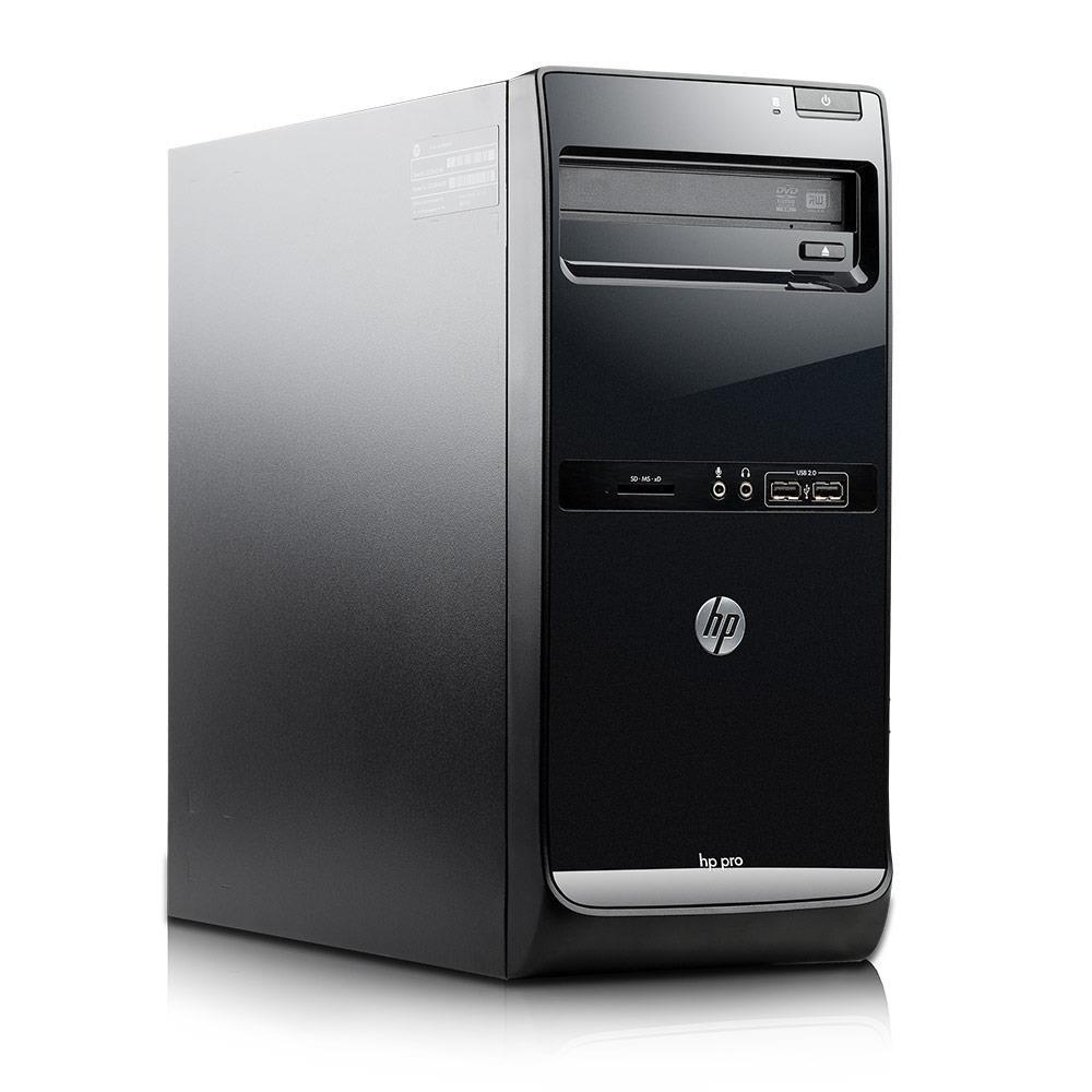 HP Pro 3400, Intel Core i5-2400 @ 3.10GHz, 4GB DDR3 RAM, 500GB HDD, Windows 10