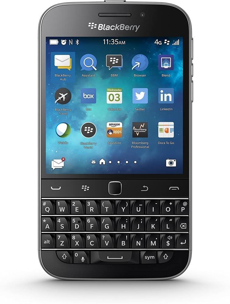 "Blackberry Classic Q20 (SQC100-1), 16gb, 3.5"", UNLOCKED, 4G"