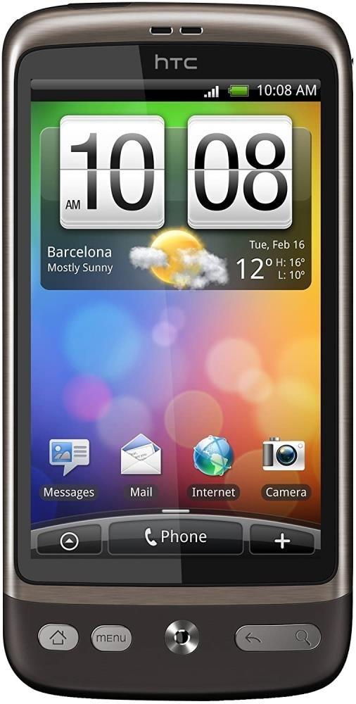 HTC Desire A8181, 576Mb, 3G, Orange locked, Black, Android