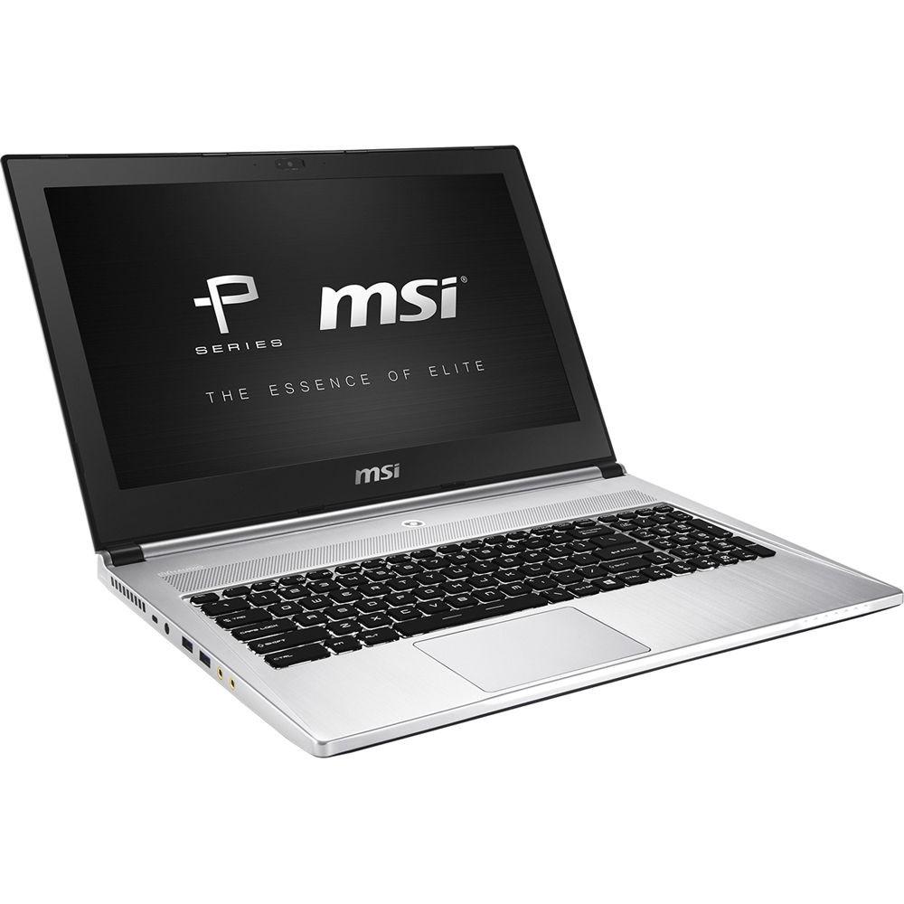 MSI PX60-2QD, Intel Core i5-4210H @ 2.90GHz, 8GB DDR3, GTX 950M 2GB, 1TB HDD, Windows 10