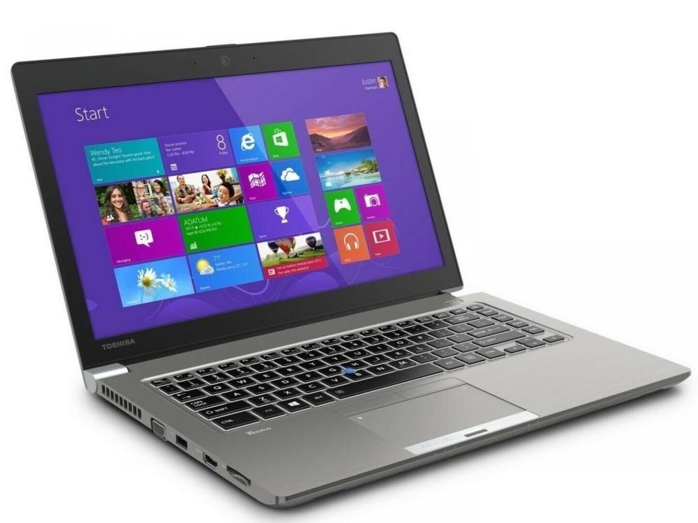Toshiba Portege Z40-C-105, i5-6200U 2.30GHz, 4GB, 128gb SSD, Windows 10