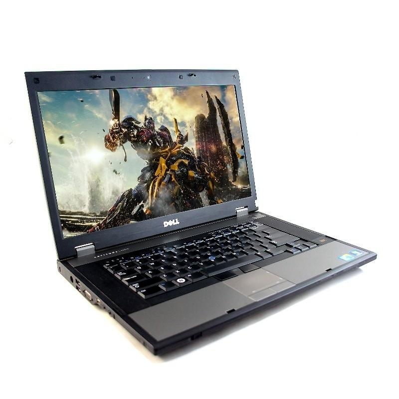 Dell Latitude E5510, Intel Core i3-380M @ 2.53GHz, 4GB DDR3, 320GB HDD, Windows 10