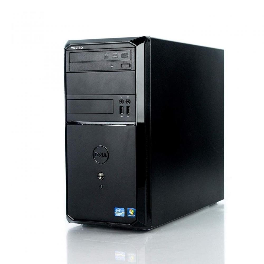 Dell Vostro 270, Intel Core i5-3470 @ 3.20GHz, 4GB DDR3 RAM, 500GB HDD, Windows 10