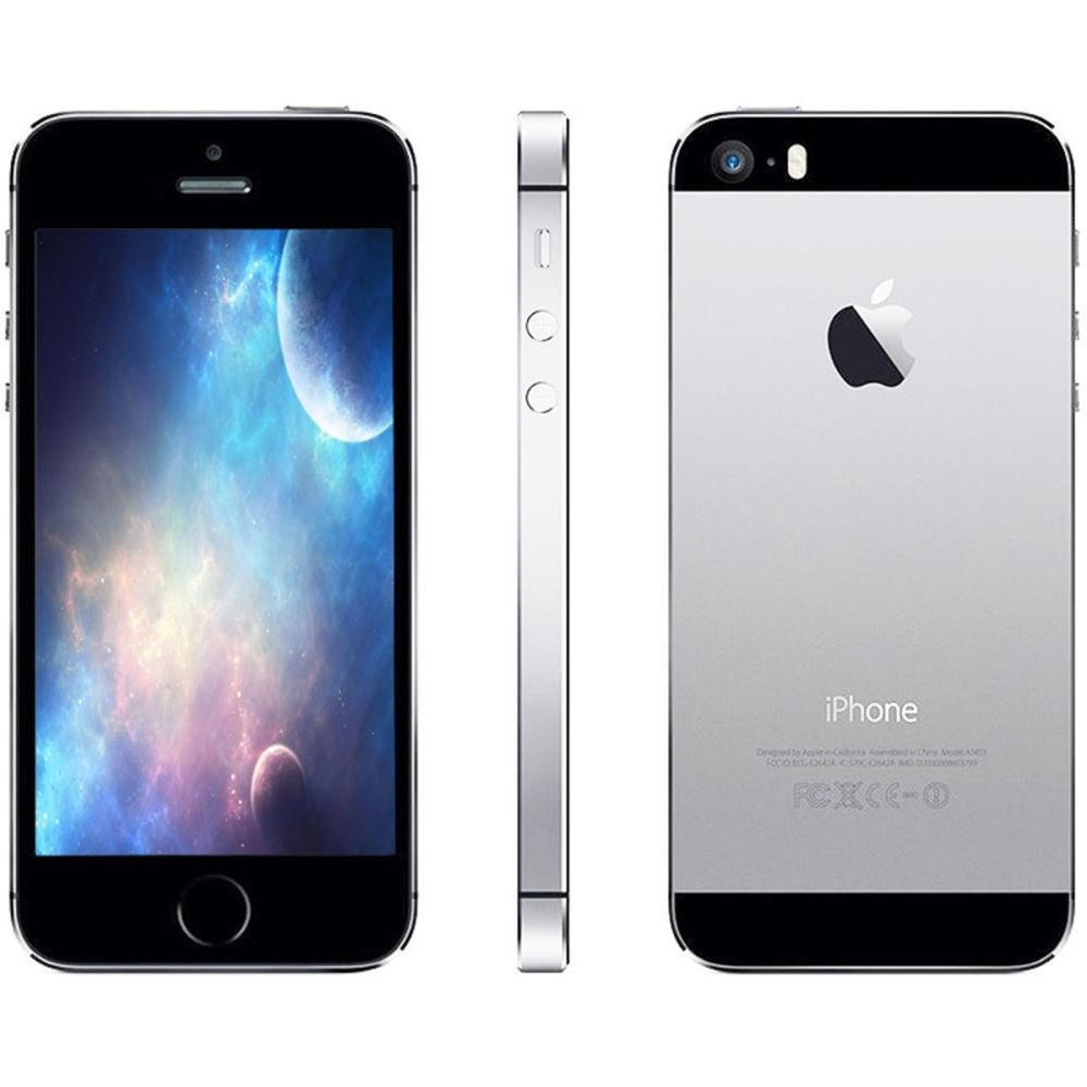 Apple Iphone 5s (A1457) 32GB, O2 LOCKED, 4G, Silver