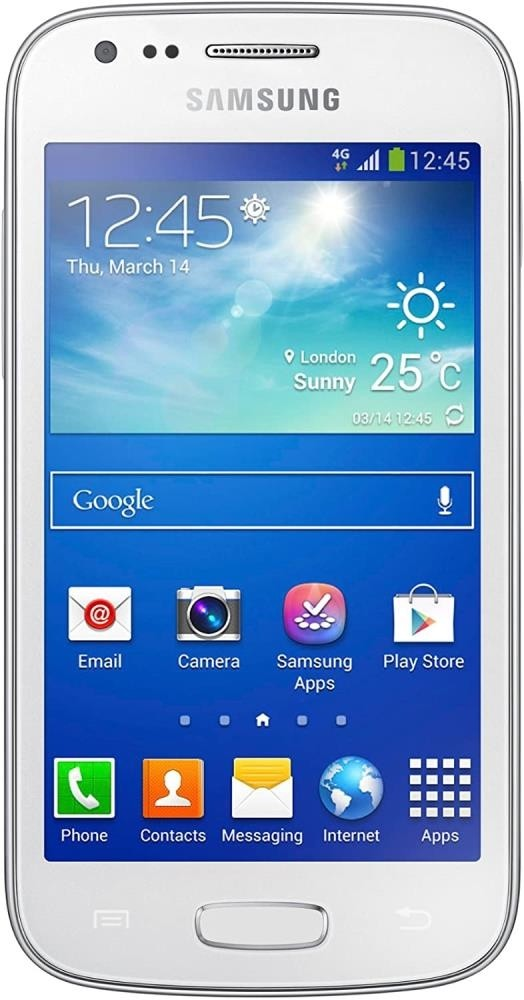 Samsung Galaxy Ace 3 (GT-S7275R), 8gb, UNLOCKED, Android, 3G,White