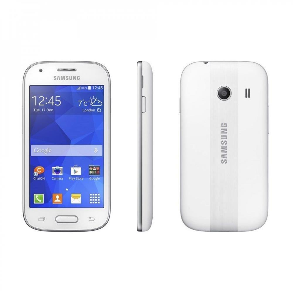 SAMSUNG GALAXY ACE STYLE (SM-G310HN), 4GB, O2 LOCKED, White, 3G