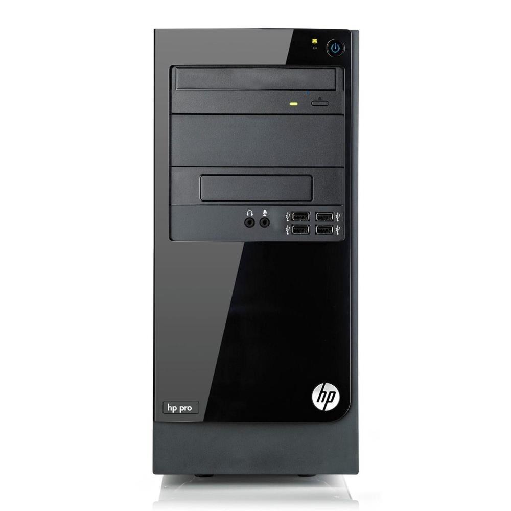 HP Pro 3300 Series MT, Intel Core i3-2120 @ 3.30GHz, 4GB DDR3, 500GB HDD, Windows 10