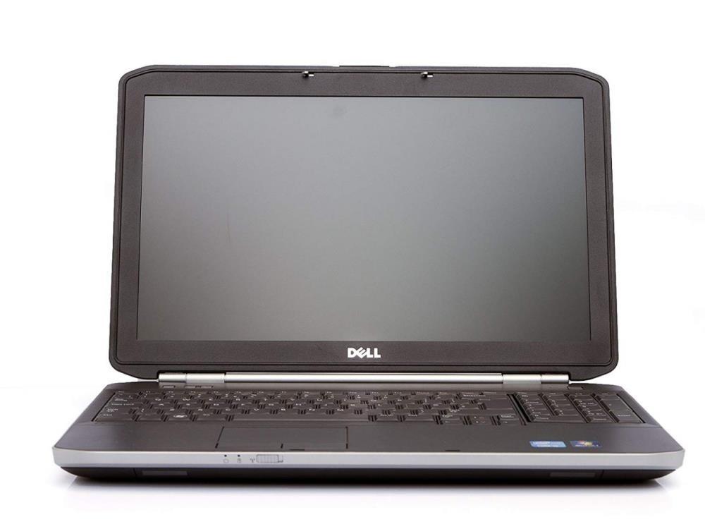 Dell Latitude E5520, Intel Core i5-2430M @ 2.40GHz, 4GB DDR3, 500GB HDD, Windows 10