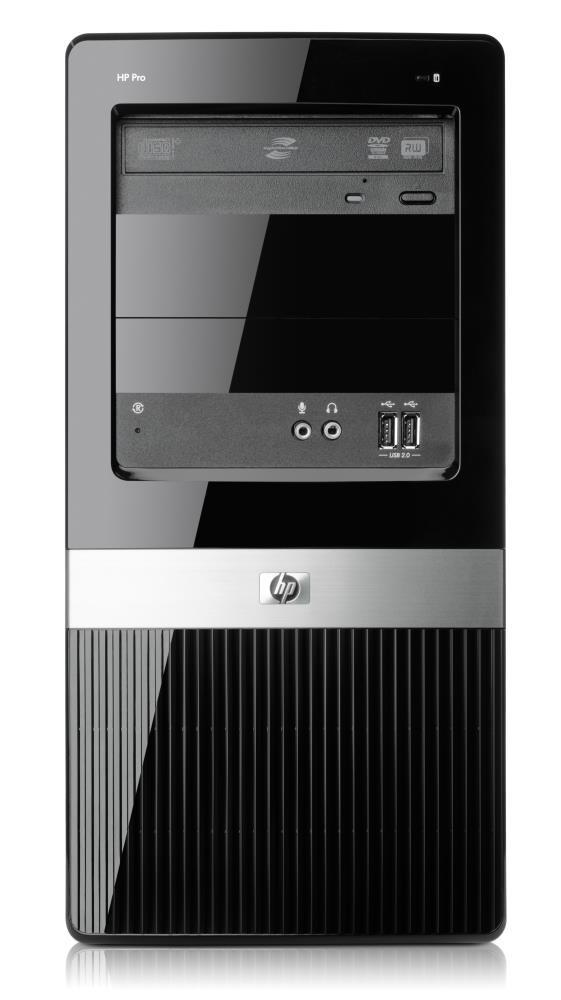 HP Pro 3125, AMD II X3 @ 3.0GHz, 4GB DDR3 RAM, 500GB HDD, Windows 10