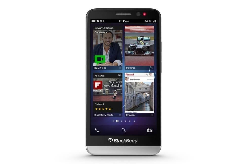 "Blackberry Z30, 16gb storage, 5.0"", (Locked to EE UK Network)"