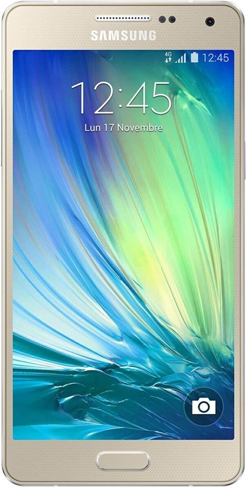 Samsung Galaxy A5 SM-A500FU, 16GB, Champagne Gold (Unlocked) 4G