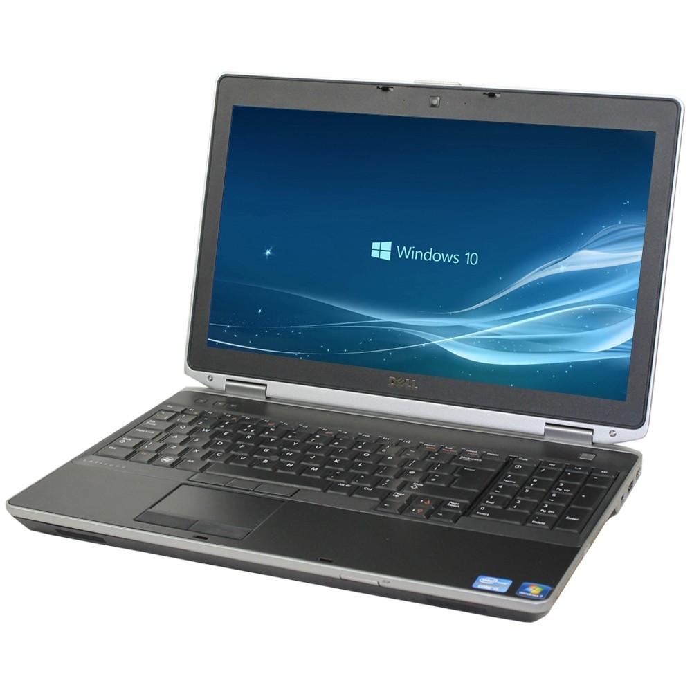 Dell Latitude E6530, Intel Core i5-3230M @ 2.60GHz, 4GB DDR3, 500GB HDD, Windows 10