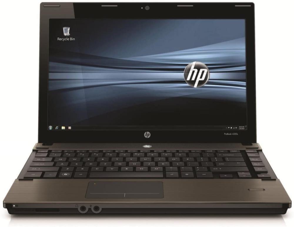 HP Probook 4320S, i3-370M@2.40GHz, 3GB DDR3, 500GB HDD, Windows 10 Home