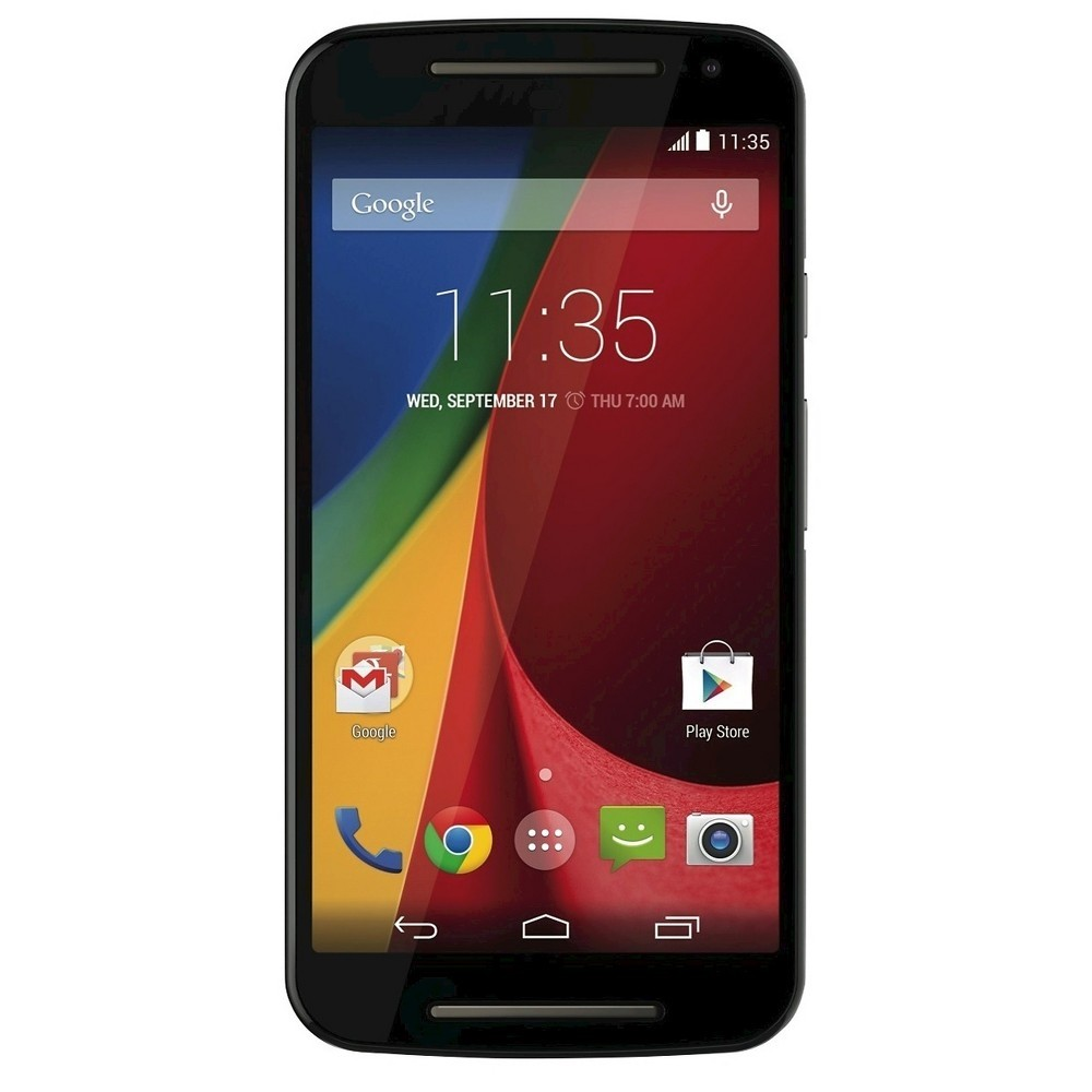 Motorola Moto G 2nd Gen. (XT1068) 8gb, Dual SIM Unlocked. 3G, Black