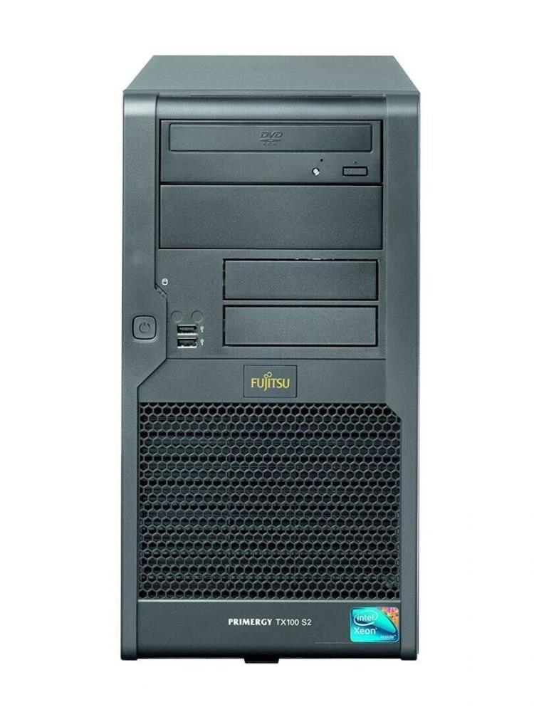 Fujitsu TX100 S2