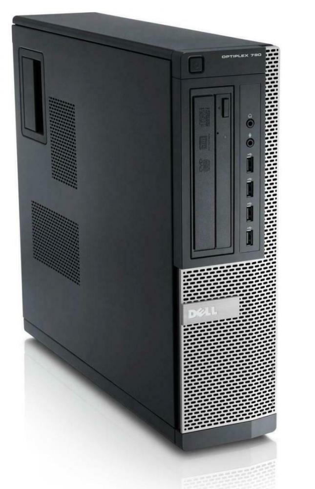 Dell Optiplex 790, i3-2100, 4GB DDR3, 500GB HDD, Win 10