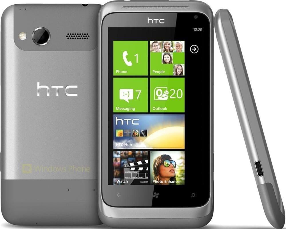 HTC Radar (C110E), 8Gb, 3G, Unlocked, Silver